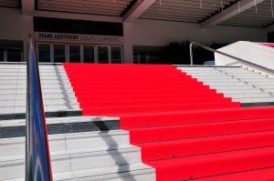 Piste rouge de Cannes